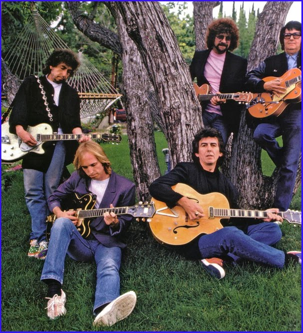Image result for travelling wilburys